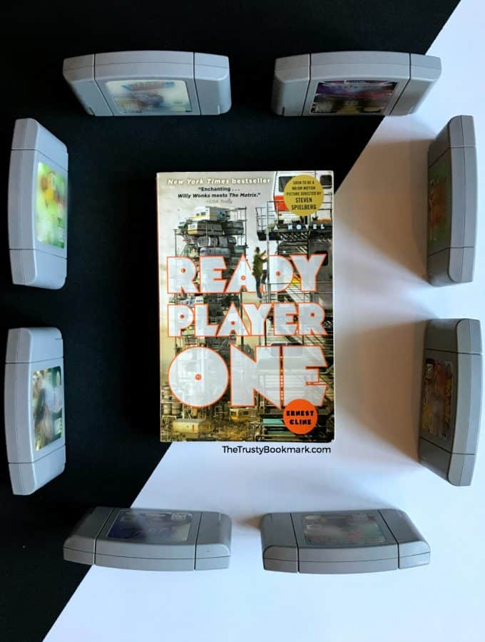 Book Review: Ready Player One [The Trusty Bookmark]