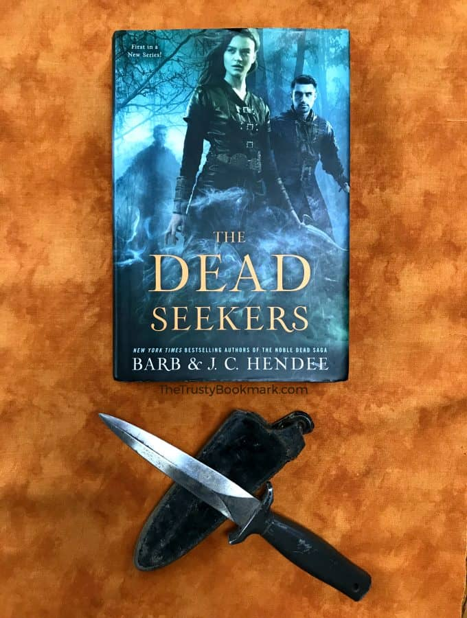 Book Review: The Dead Seekers [The Trusty Bookmark]