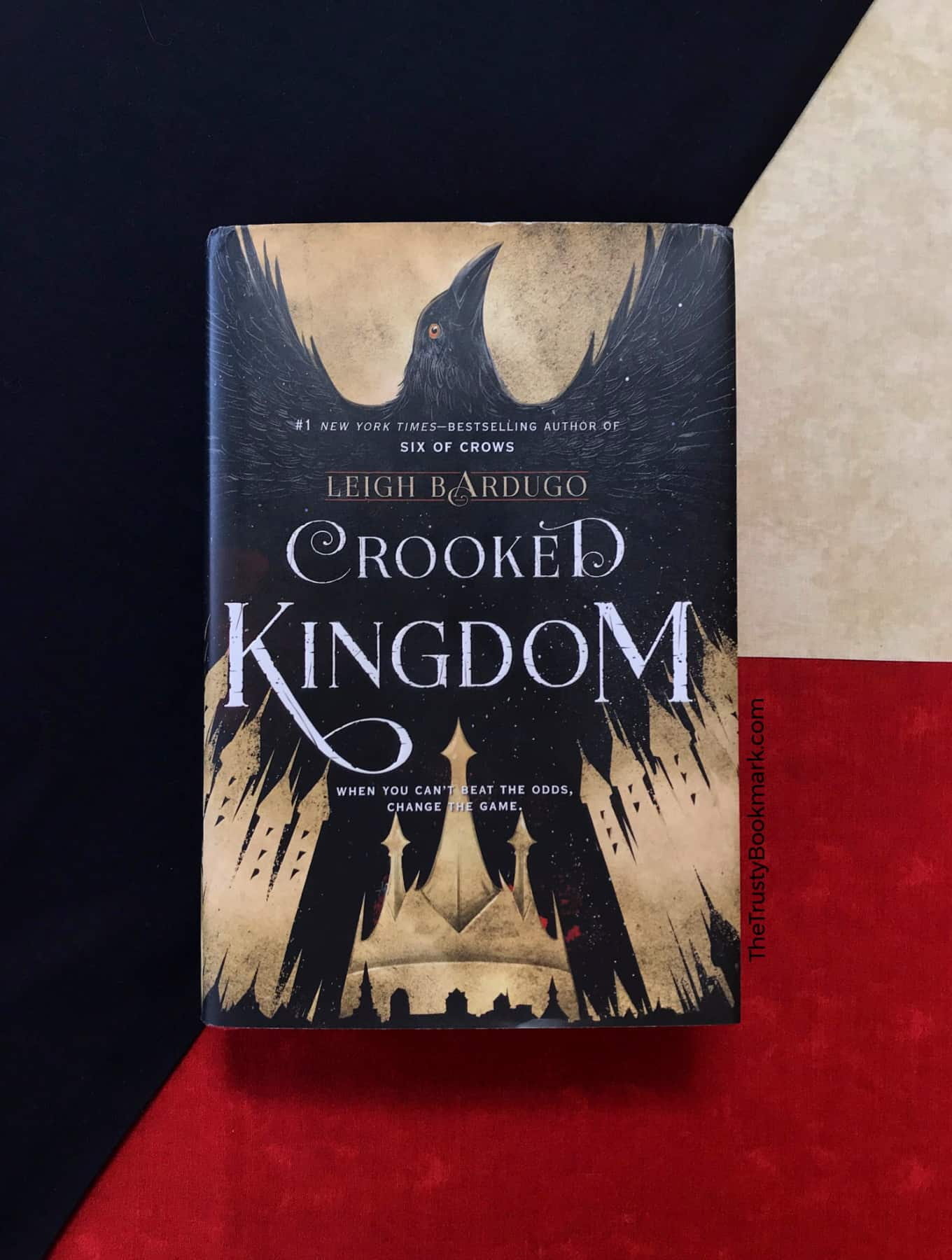 Book Review: Crooked Kingdom [The Trusty Bookmark]