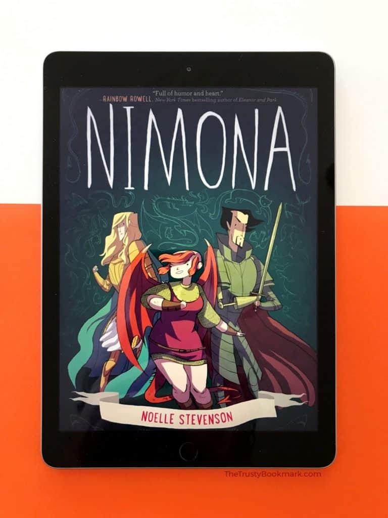 Book Review: Nimona [The Trusty Bookmark]