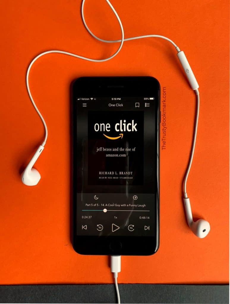 Book Review: One Click [The Trusty Bookmark]