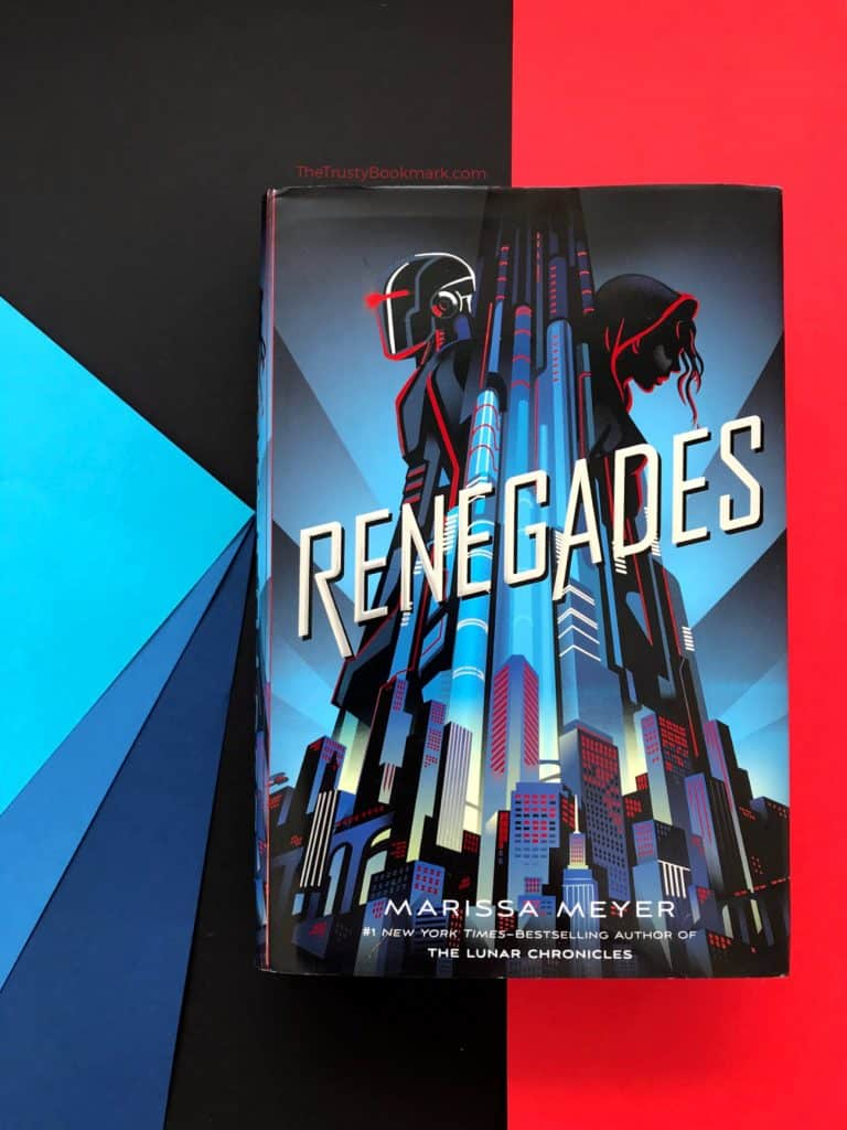 Book Review: Renegades [The Trusty Bookmark]