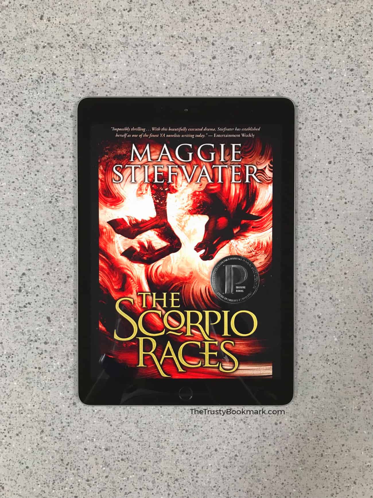 Book Review: Scorpio Races [The Trusty Bookmark]