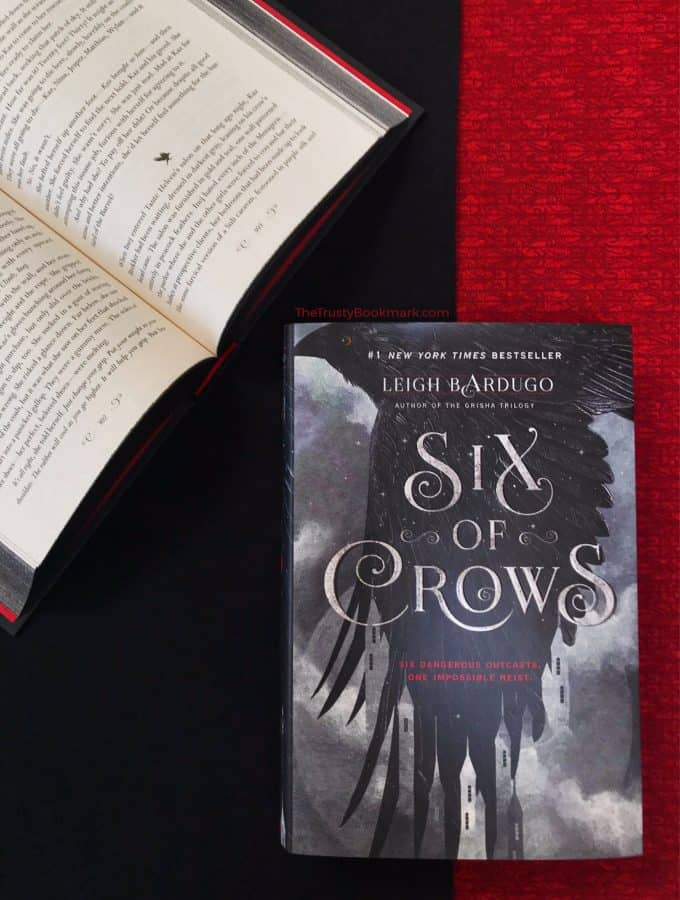 Book Review: Six of Crows [The Trusty Bookmark]