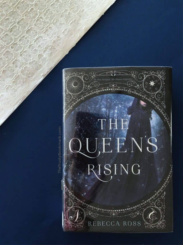 Book Review: The Queen's Rising [The Trusty Bookmark]
