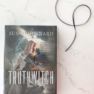 Book Review: Truthwitch [The Trusty Bookmark]