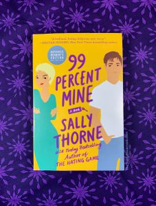 Book Review: 99 Percent Mine [The Trusty Bookmark]