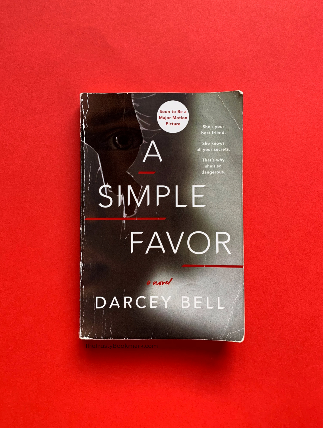Book Review: A Simple Favor [The Trusty Bookmark]