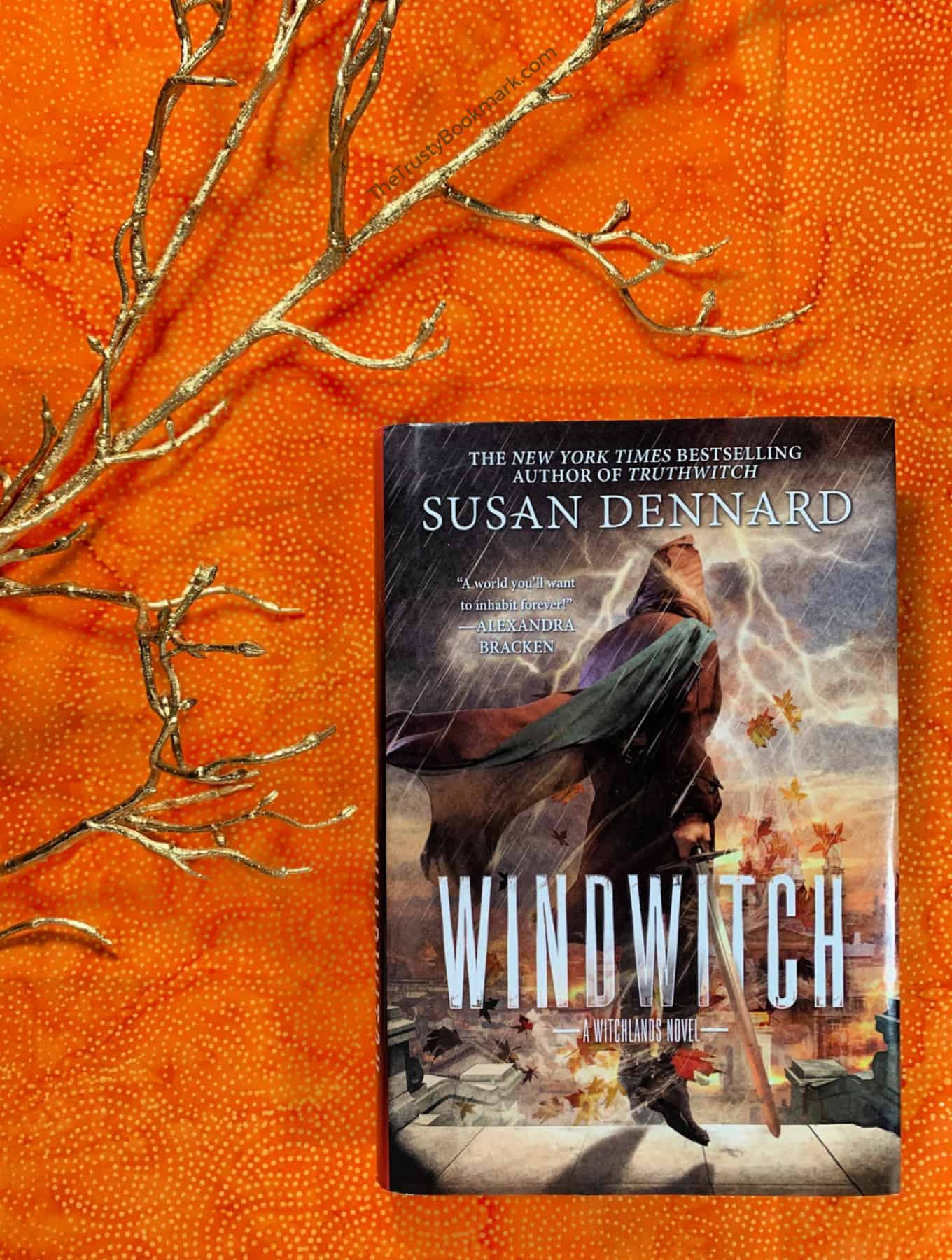 Book Review: Windwitch [The Trusty Bookmark]
