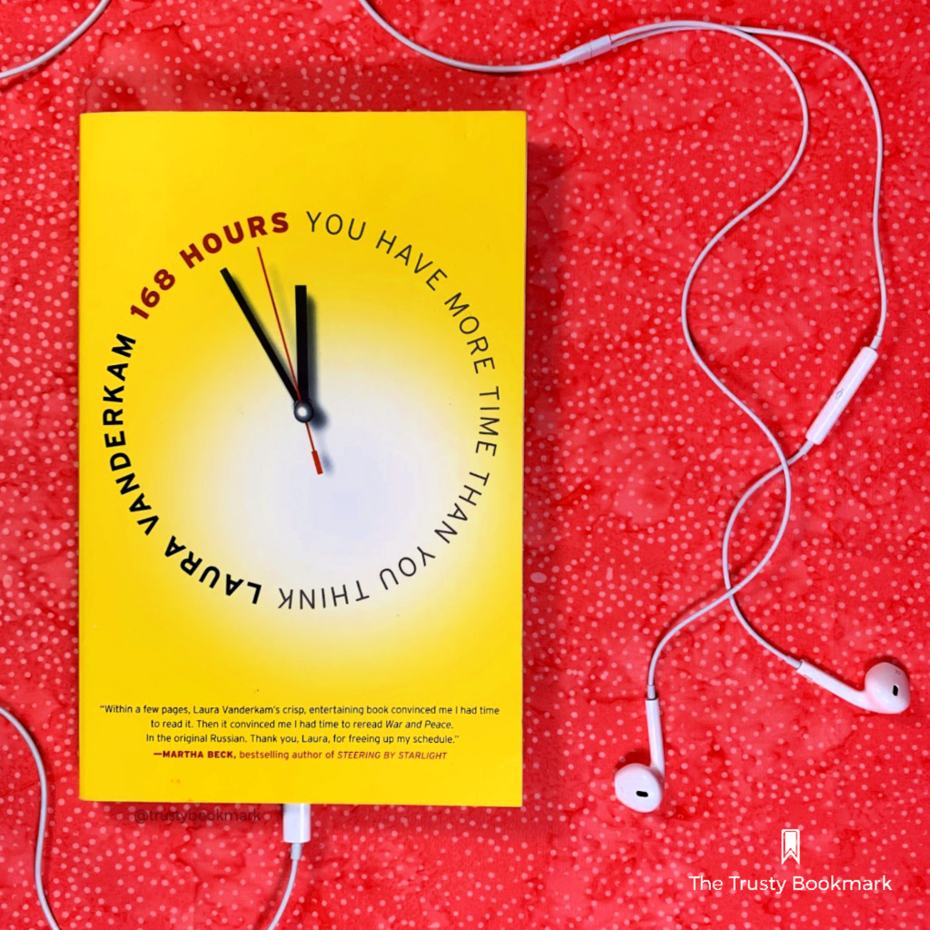 TTB Instagram: 168 Hours [The Trusty Bookmark]