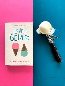 Book Review: Love & Gelato [The Trusty Bookmark]