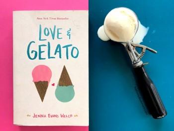 Book Review: Love & Gelato [The Trusty Bookmark]