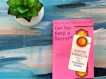Book Review: Can You Keep A Secret? [The Trusty Bookmark]