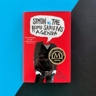 Book Review: Simon vs. The Homo Sapiens Agenda [The Trusty Bookmark]