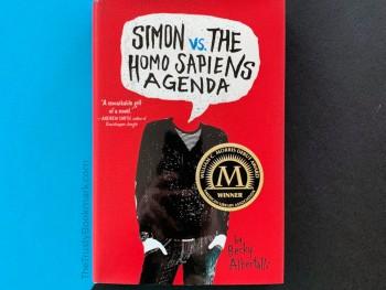 Book Review: Simon vs. The Homo Sapiens Agenda [The Trusty Bookmark]