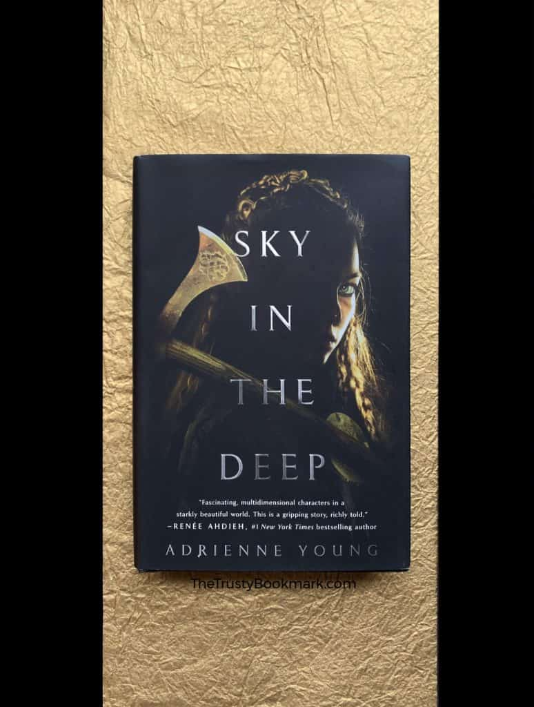 Book Review: Sky in the Deep [The Trusty Bookmark]