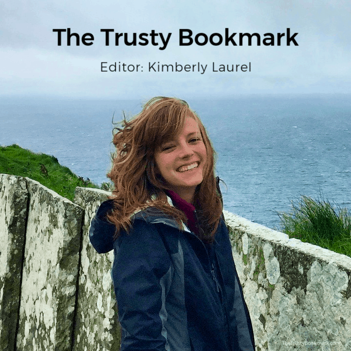 Kimberly Laurel, Editor for The Trusty Bookmark