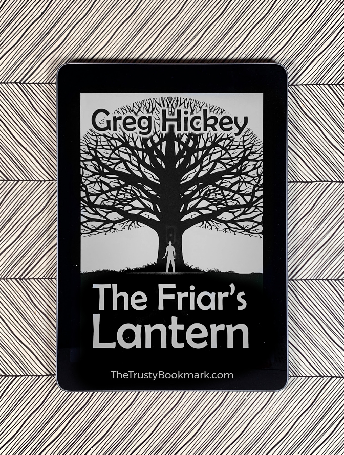 Book Review: The Friar's Lantern [The Trusty Bookmark]